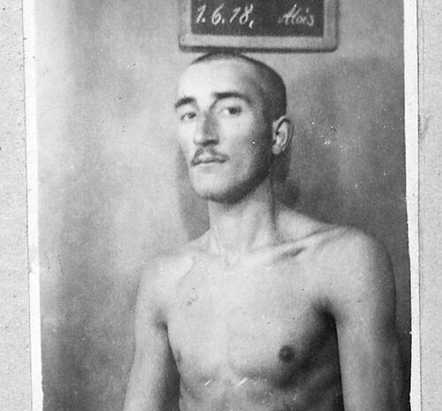 Five lost years: Alojzy Pawłowski