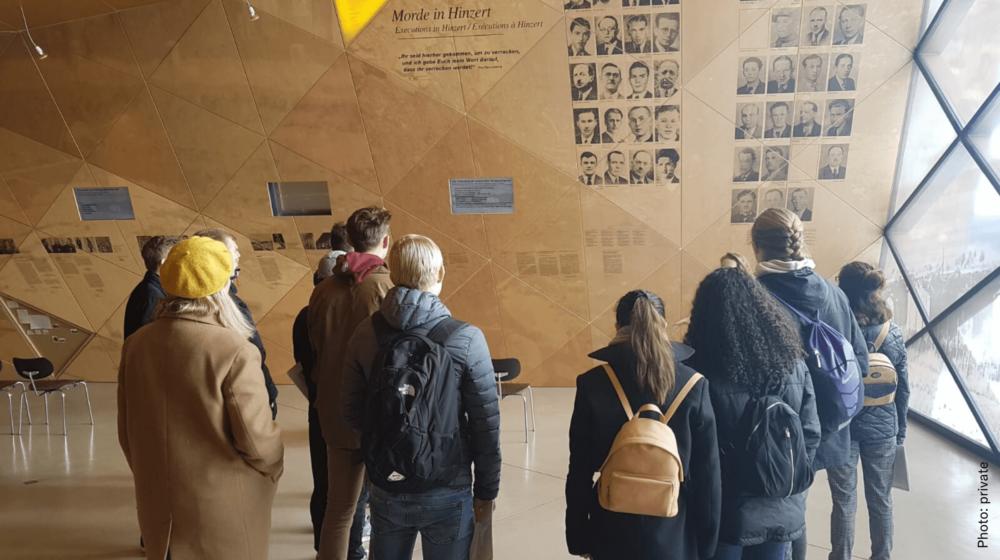 Lebendiges Geschichtsprojekt in Zeiten von Corona