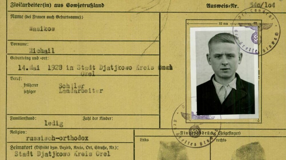 26 million documents about victims of Nazi persecution online