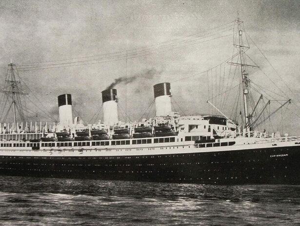 Tragedia statku Cap Arcona