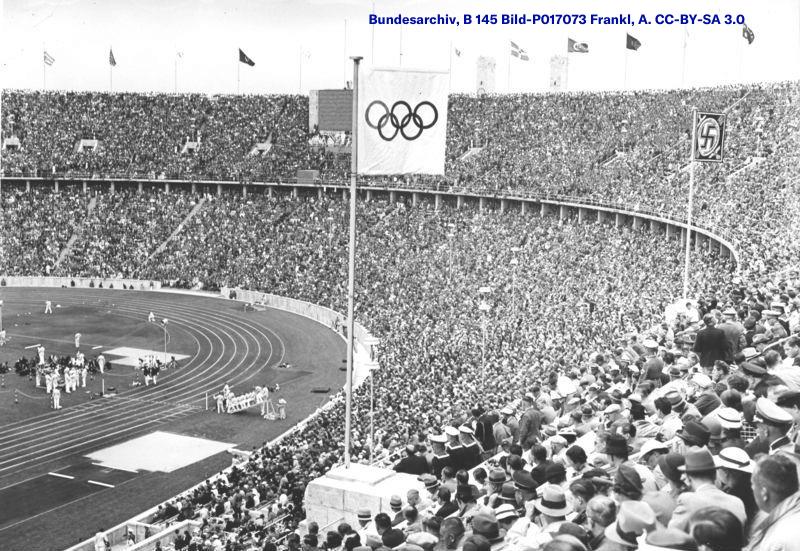 Olympia: Verfolgte Sportler*innen