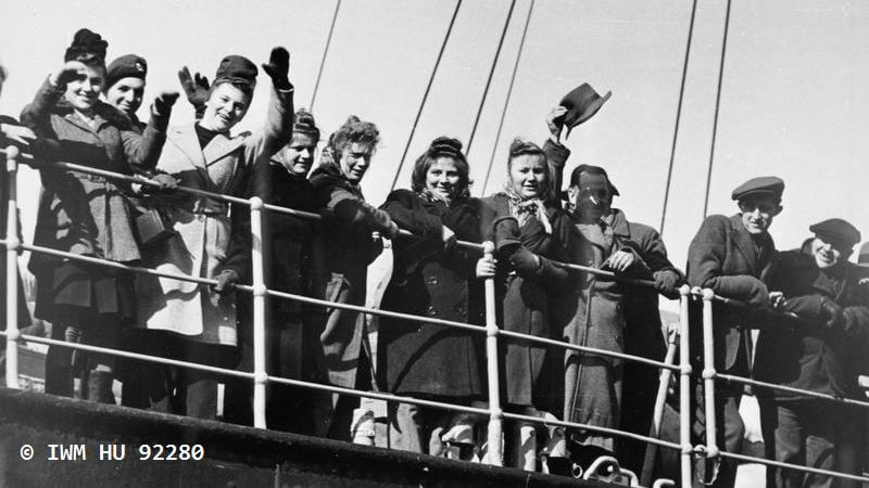 First comprehensive online bibliography on the subject of Displaced Persons online