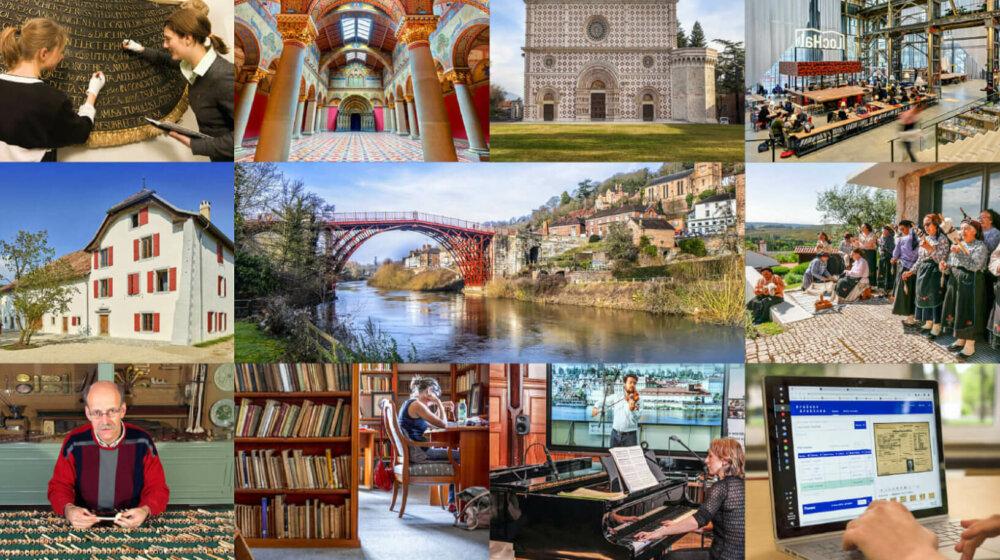 European Heritage<br /> Award 2020