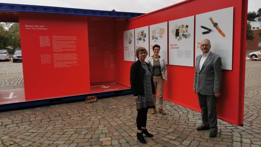 #StolenMemory Ausstellung in Eutin