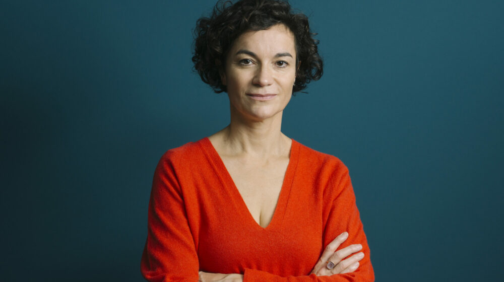 Floriane Azoulay is awarded Franco-German Cultural Prize