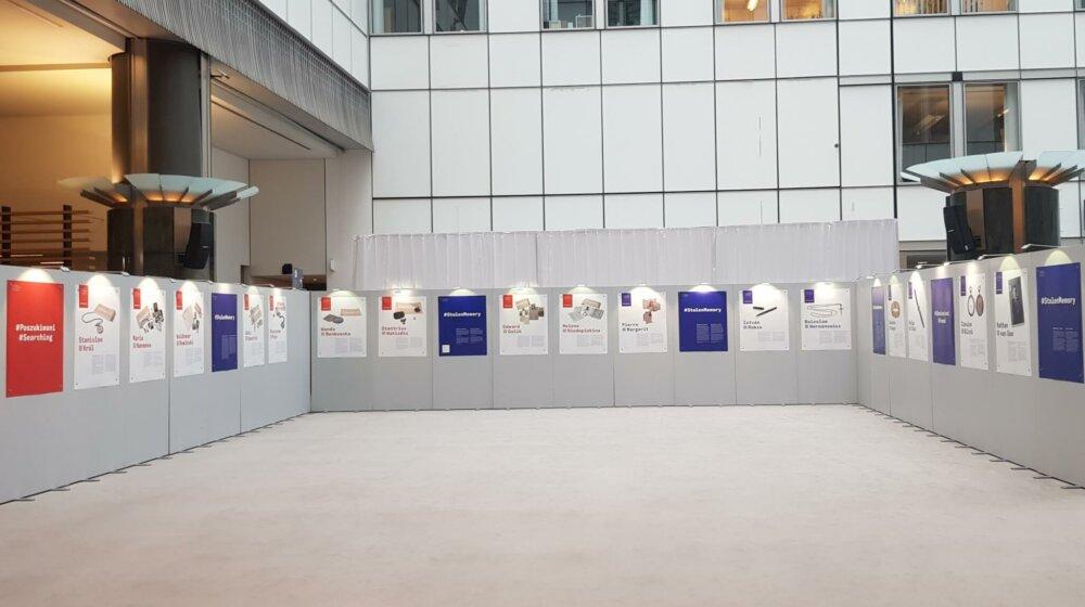 #StolenMemory im Europäischen Parlament in Brüssel