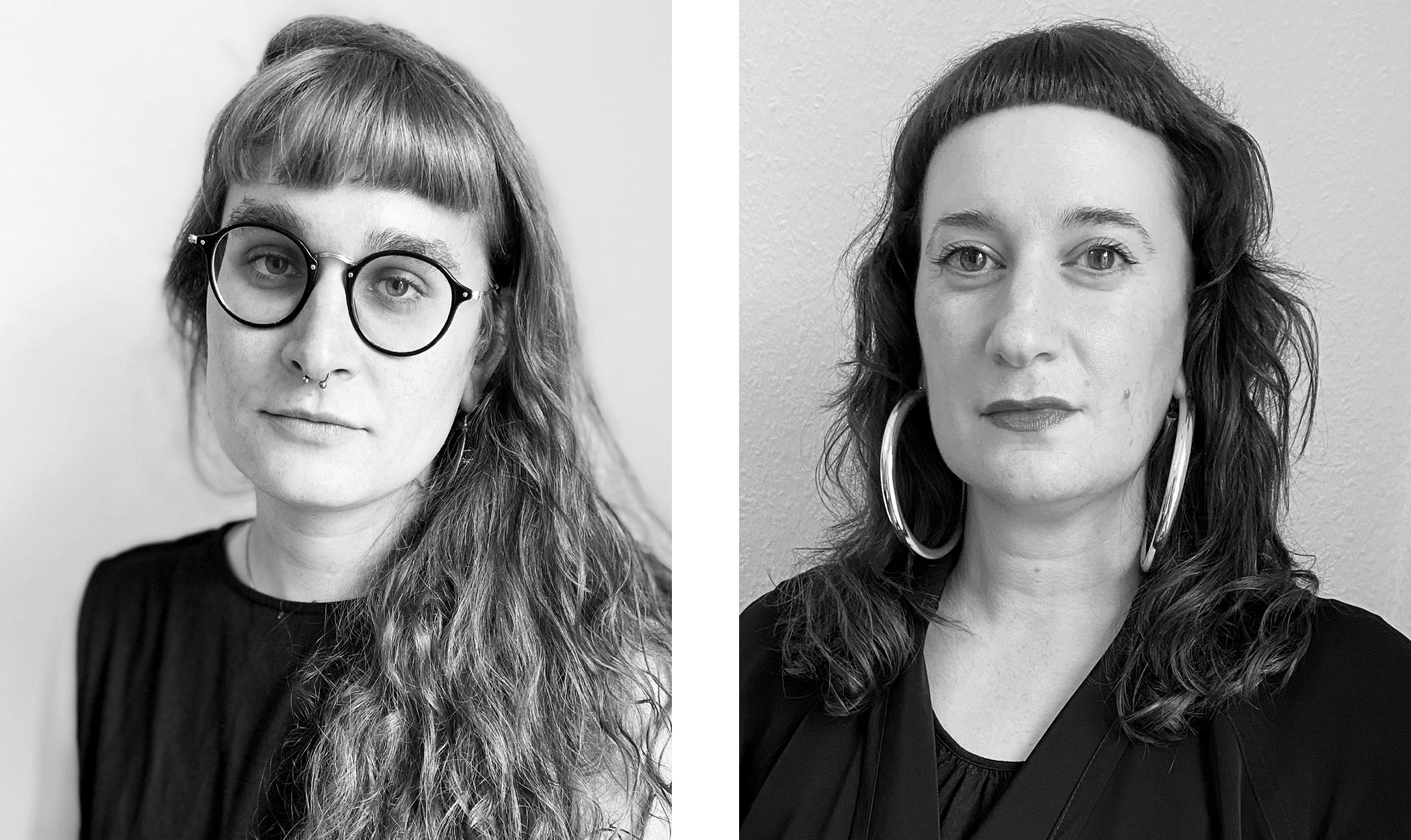Renée Adele Grothkopf und Tamara Loewenstein