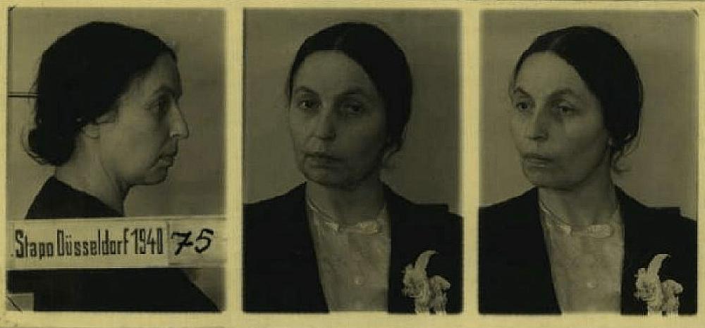 Selma Grünewald alias Nora Norelli
