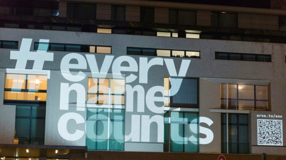 Successful<br /> kick-off for #everynamecounts