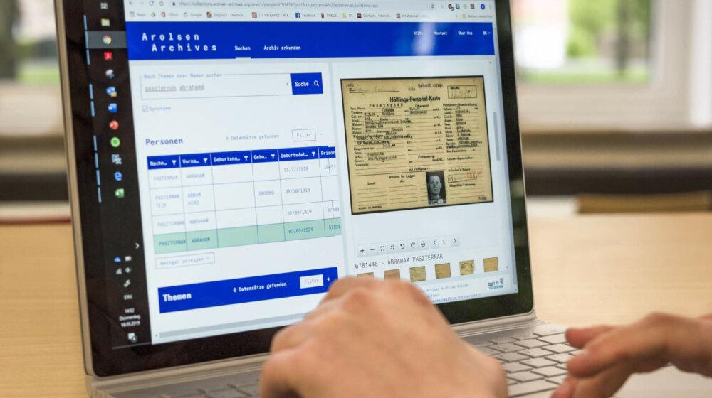 Mehr als 13 Millionen Dokumente online
