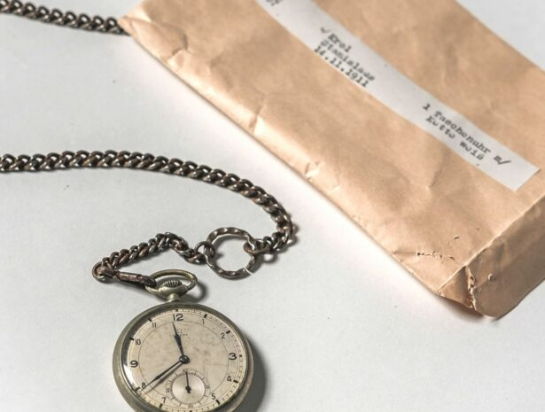 Personal possessions of concentration camp inmates