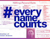 #everynamecounts: Build a digital memorial with us