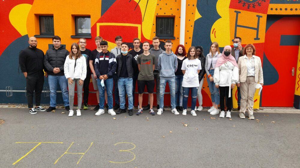 #everynamecounts: Schüler*innen der Max-Born-Realschule helfen mit