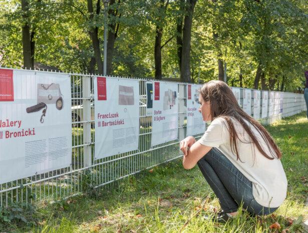 #StolenMemory in Polen
