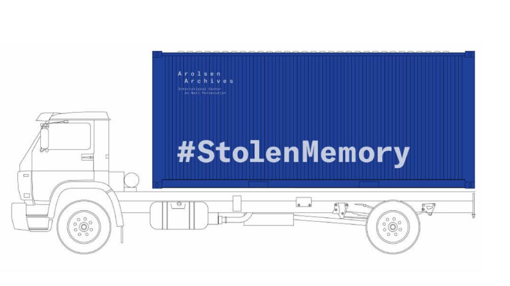 #StolenMemory on tour in Germany
