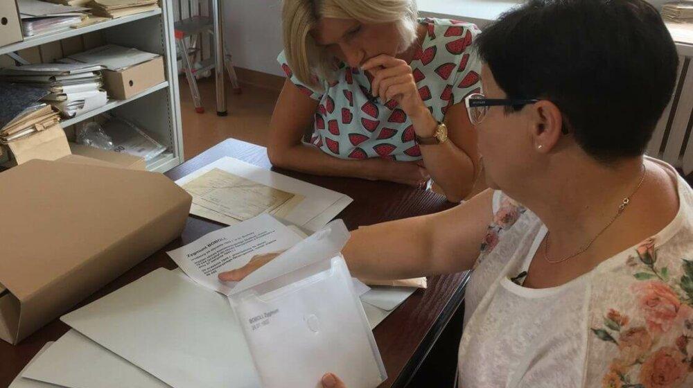 Effektenrückgabe in Kooperation mit Gedenkstätte Stutthof