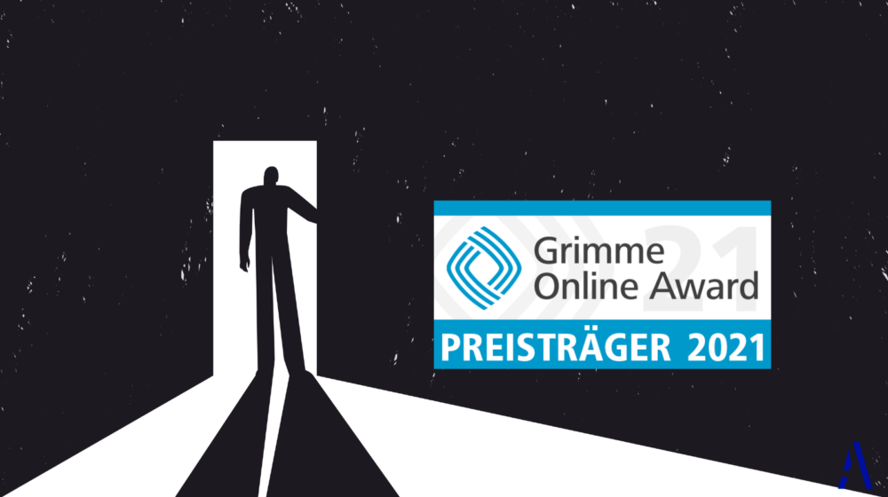 Grimme Online Award für #StolenMemory